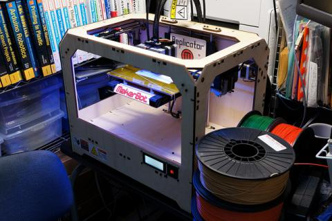 3d drucker makerbot-replicator